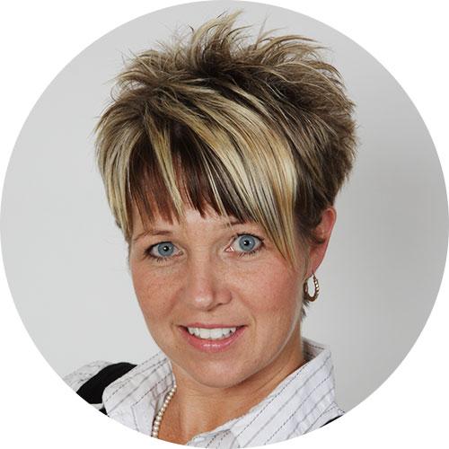 Kim Binkley, Office Manager/Sales Rep