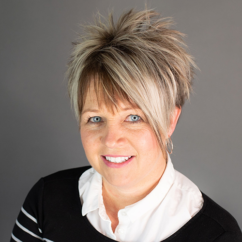 Kim Binkley, Office Manager/Sales Rep SRES